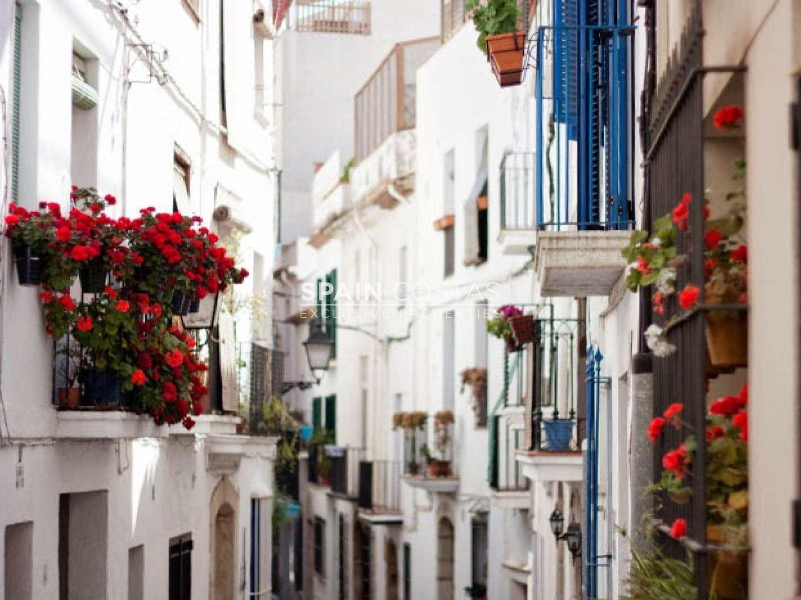 Acogedor apartamento a un paso de la playa - Fotos de sitges barcelona ...