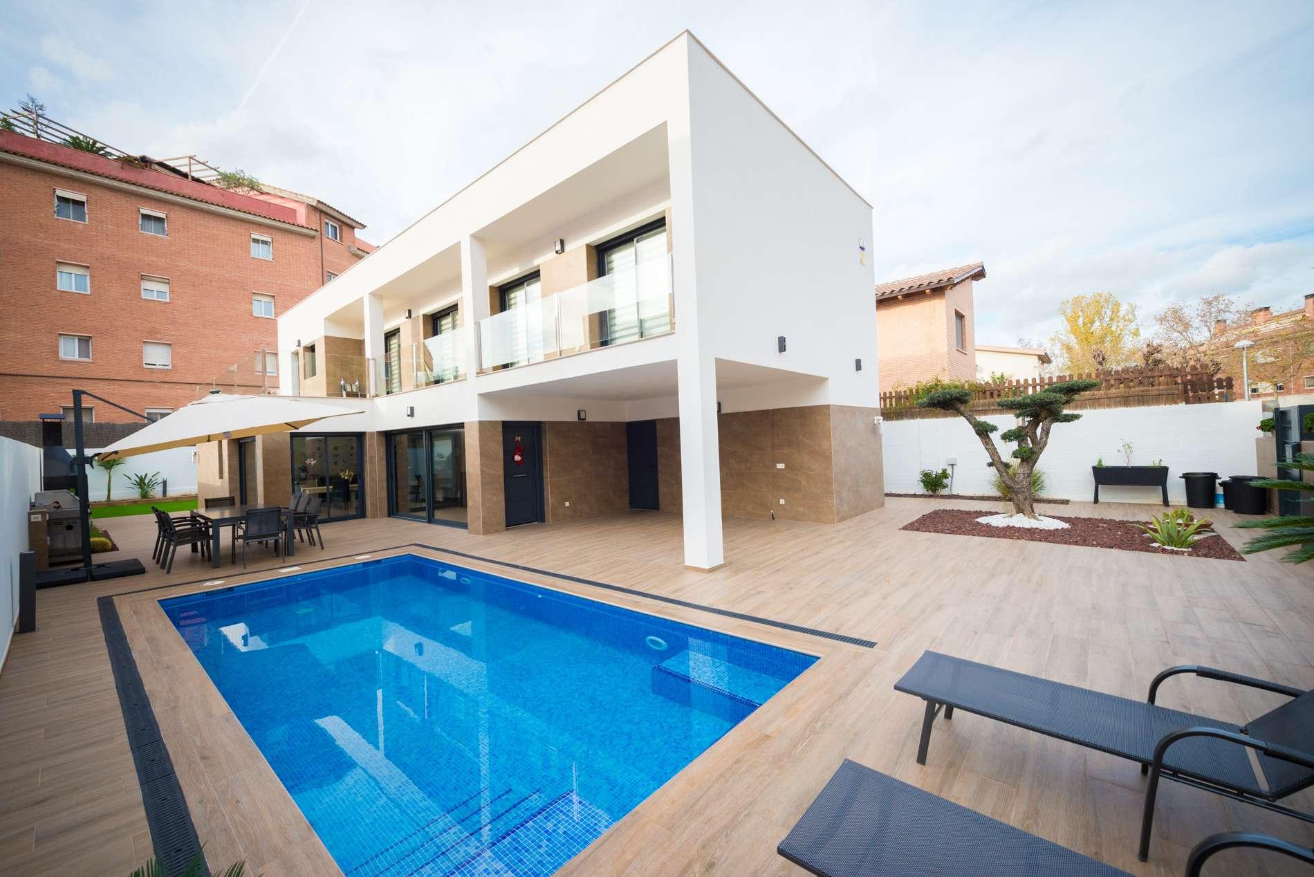 Casa espectacular en Can Bou Castelldefels