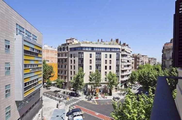 Pisos en Edificio de Obra Nueva en Quadrat d'Or de Barcelona