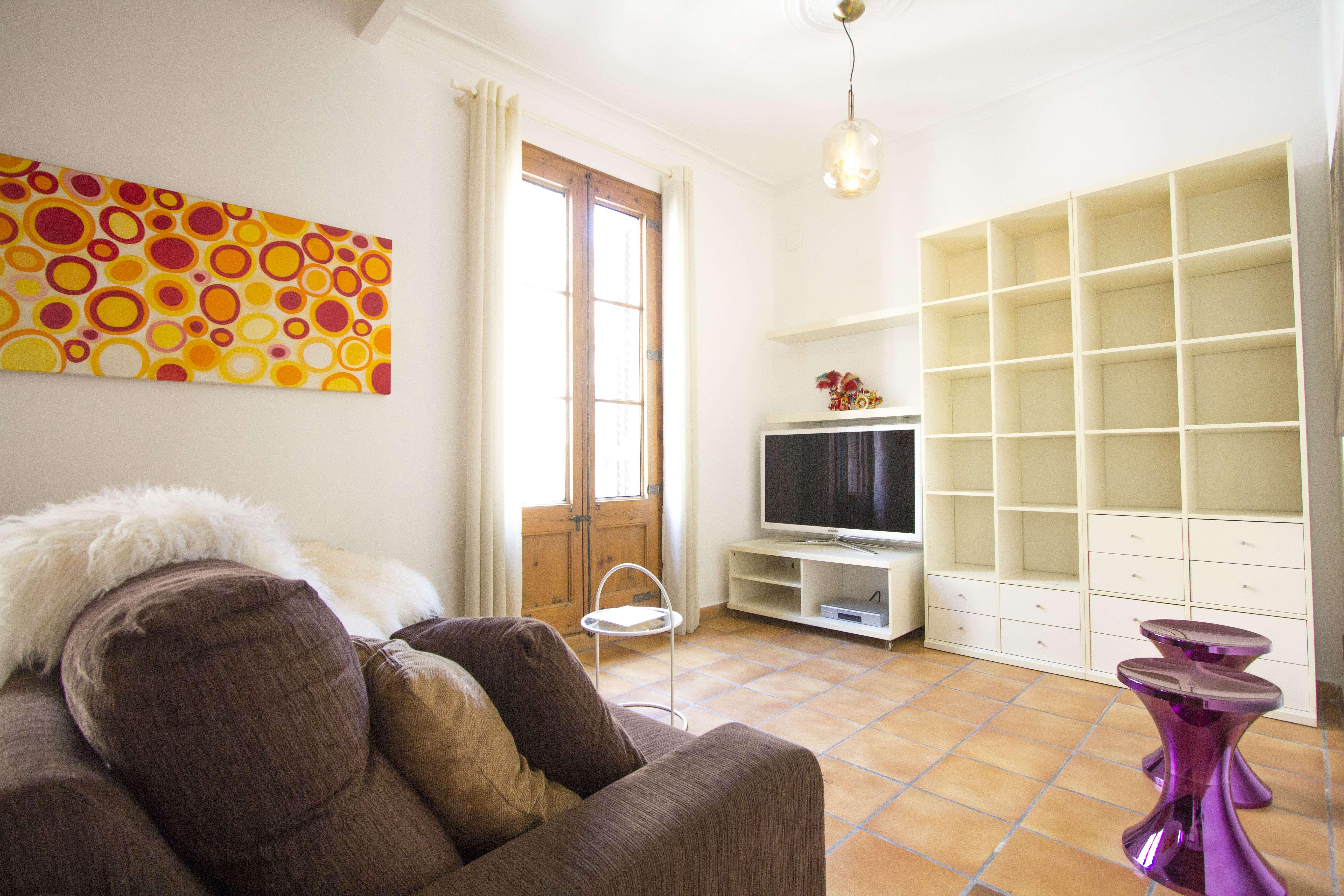 El piso magnifico en el corazon de Barcelona