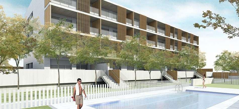 Apartamento de Obra Nueva en Sitges