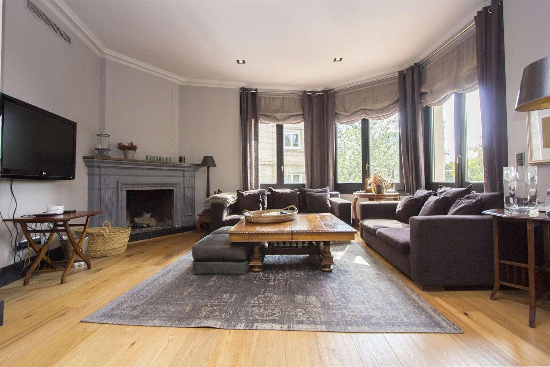 Elegante piso en Sarria
