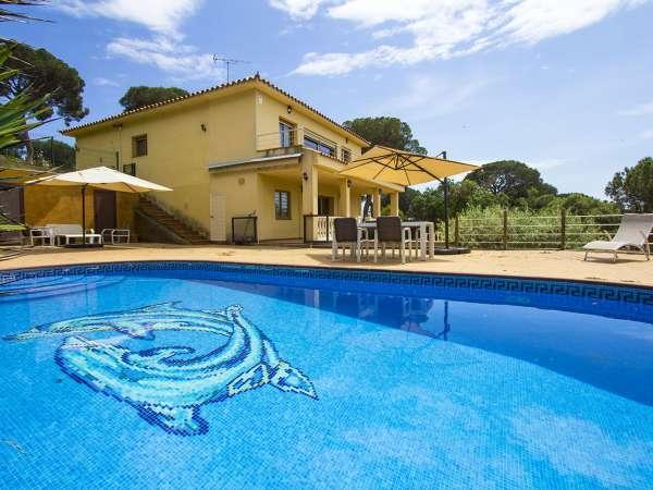 Villa en Alella, 20 min de Barcelona
