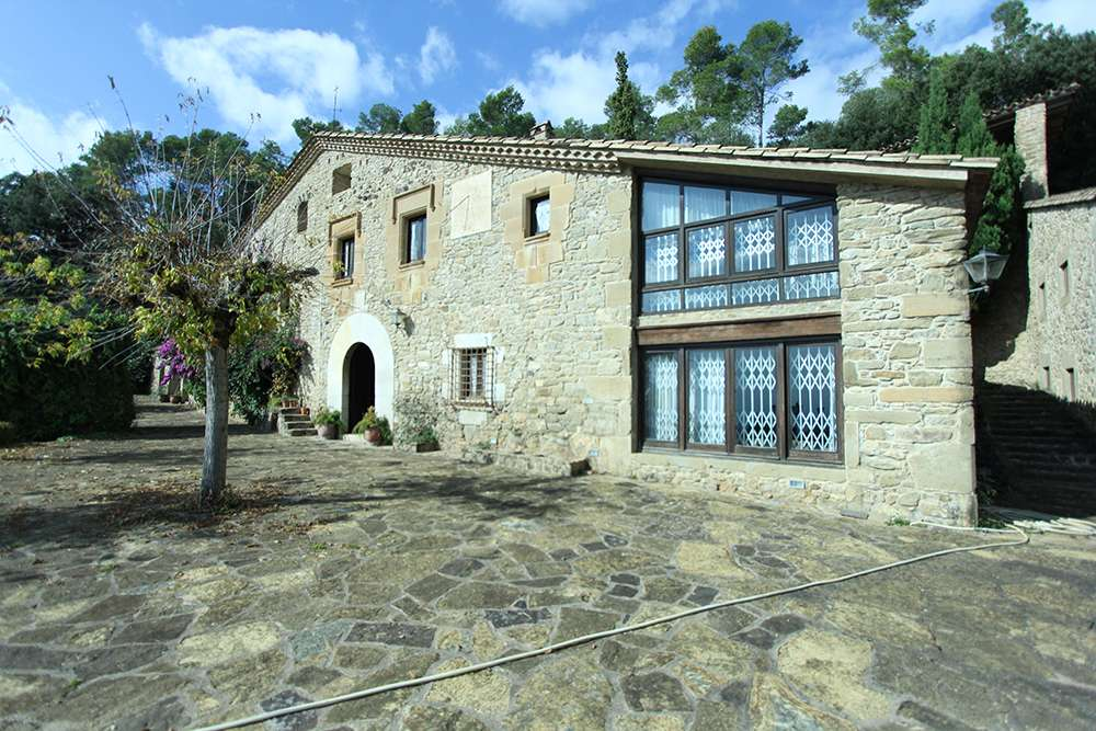 Magnifica masia en Can d'Adri, Girona