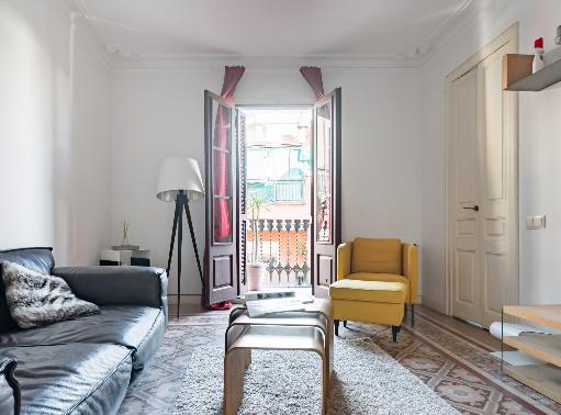 Apartamento con LICENCIA TURISTICA en Poble Sec