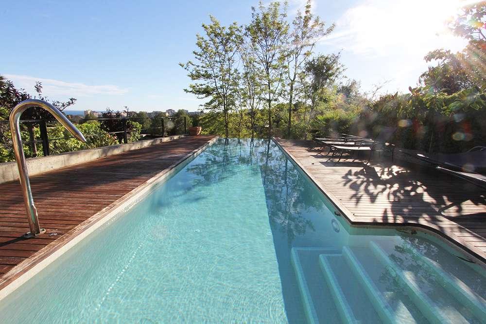 Moderna villa en Levantina, Sitges