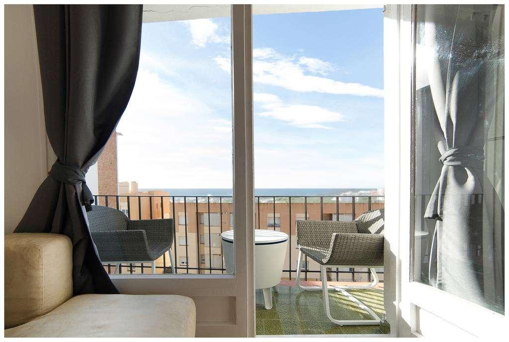 Apartamento con vistas al mar en Poble Sec, Sitges