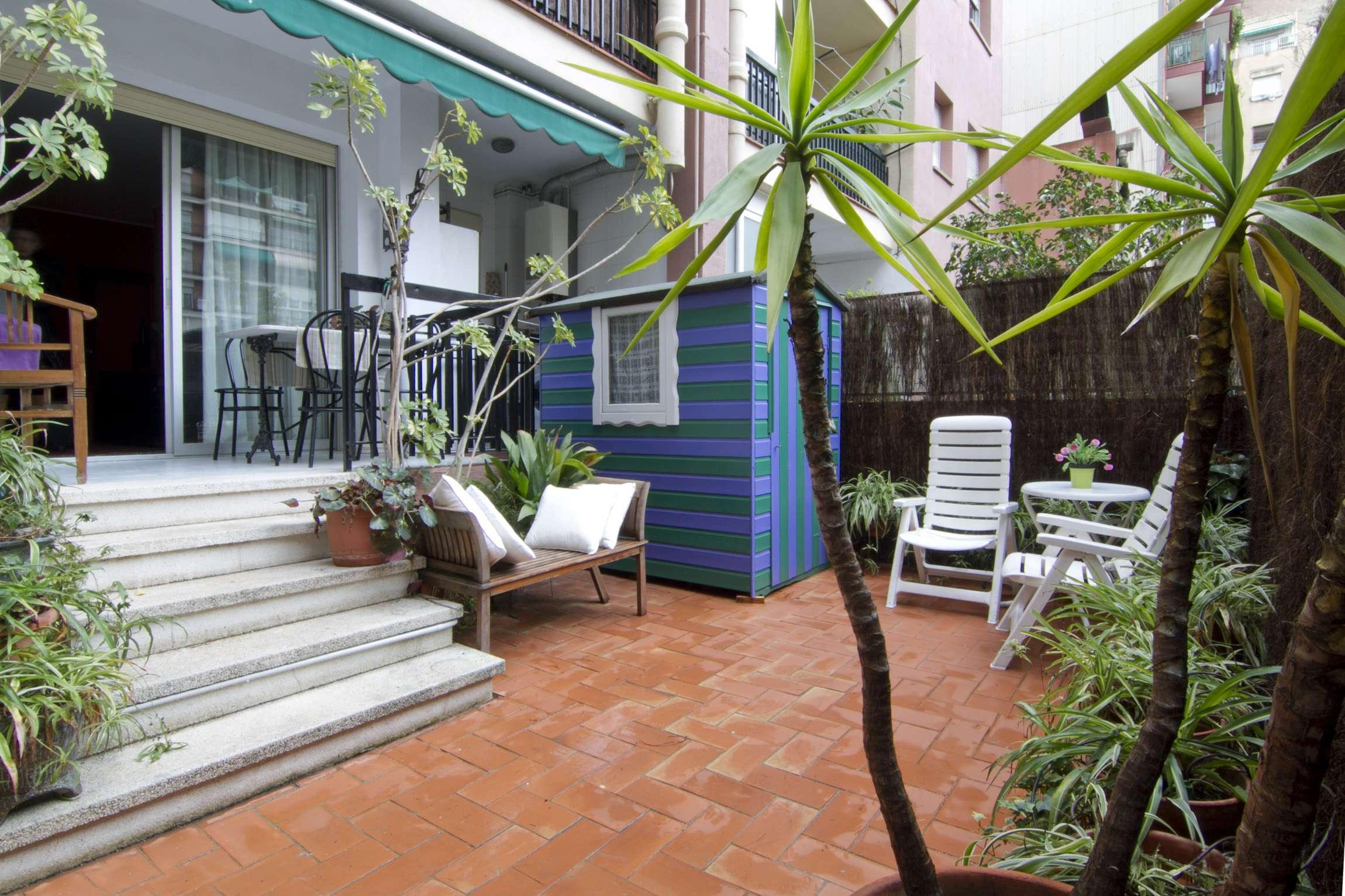 Precioso apartamento con terraza privada