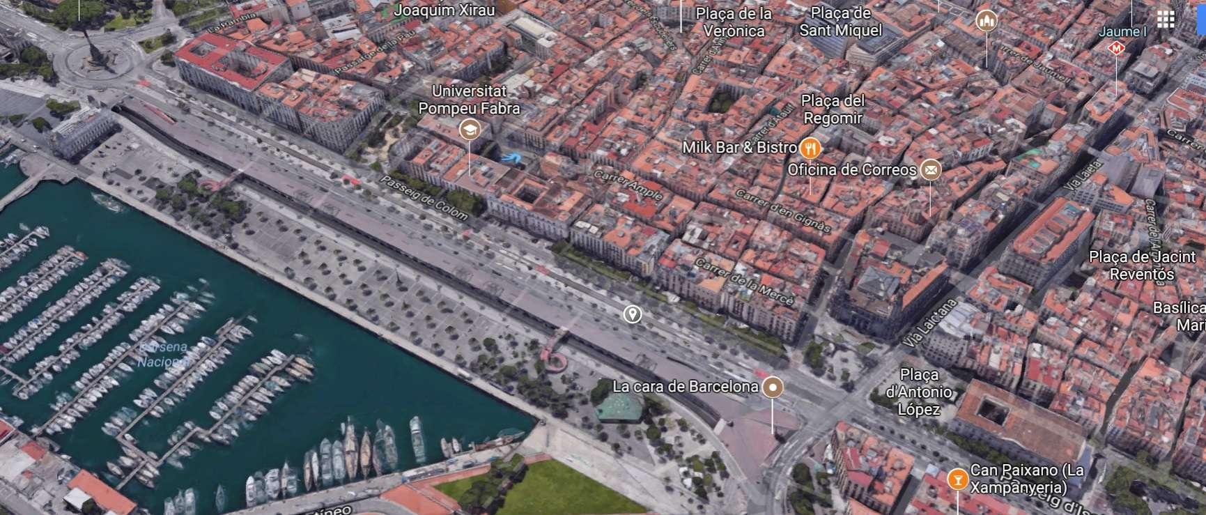 Finca régia en Barrio Gótico, Barcelona