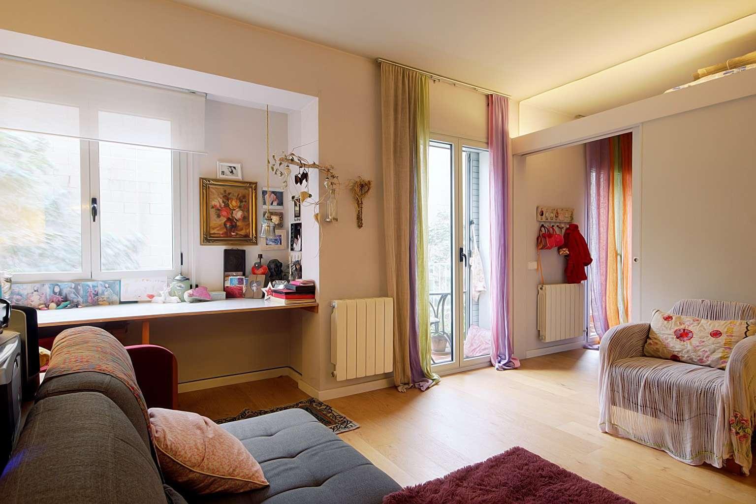 Apartamento Espacioso en Sarria - Sant Gervasi