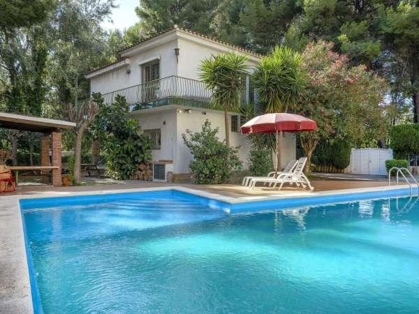 Casa cerca de la playa en Castelldefels