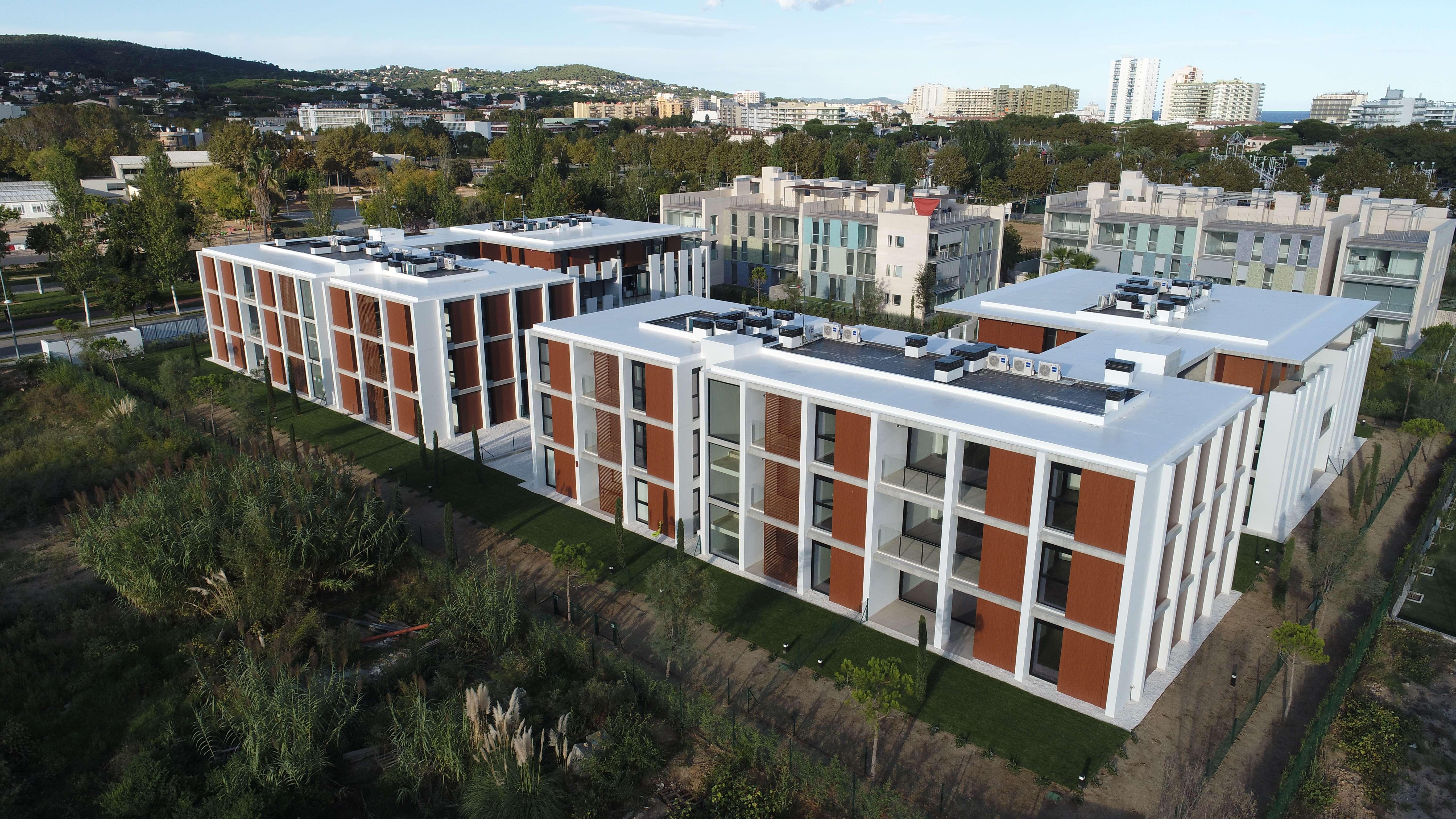 Apartamentos en el complejo residencial Berlin Playa d'Aro