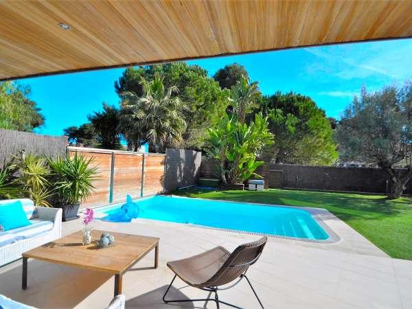 Adosado moderno en Sitges
