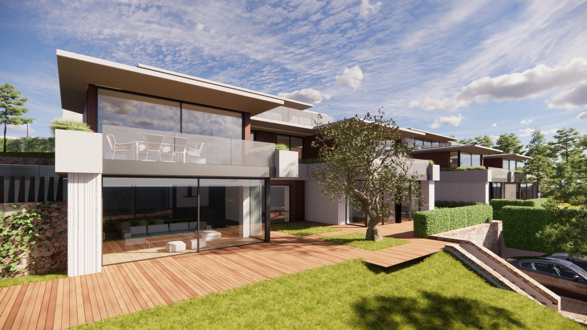 Complejo residencial Mas de Palol en Playa d'Aro