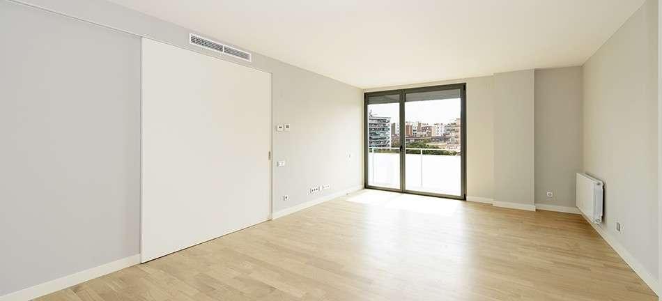 Precioso apartamento con piscina comunitaria y parking, Les Corts