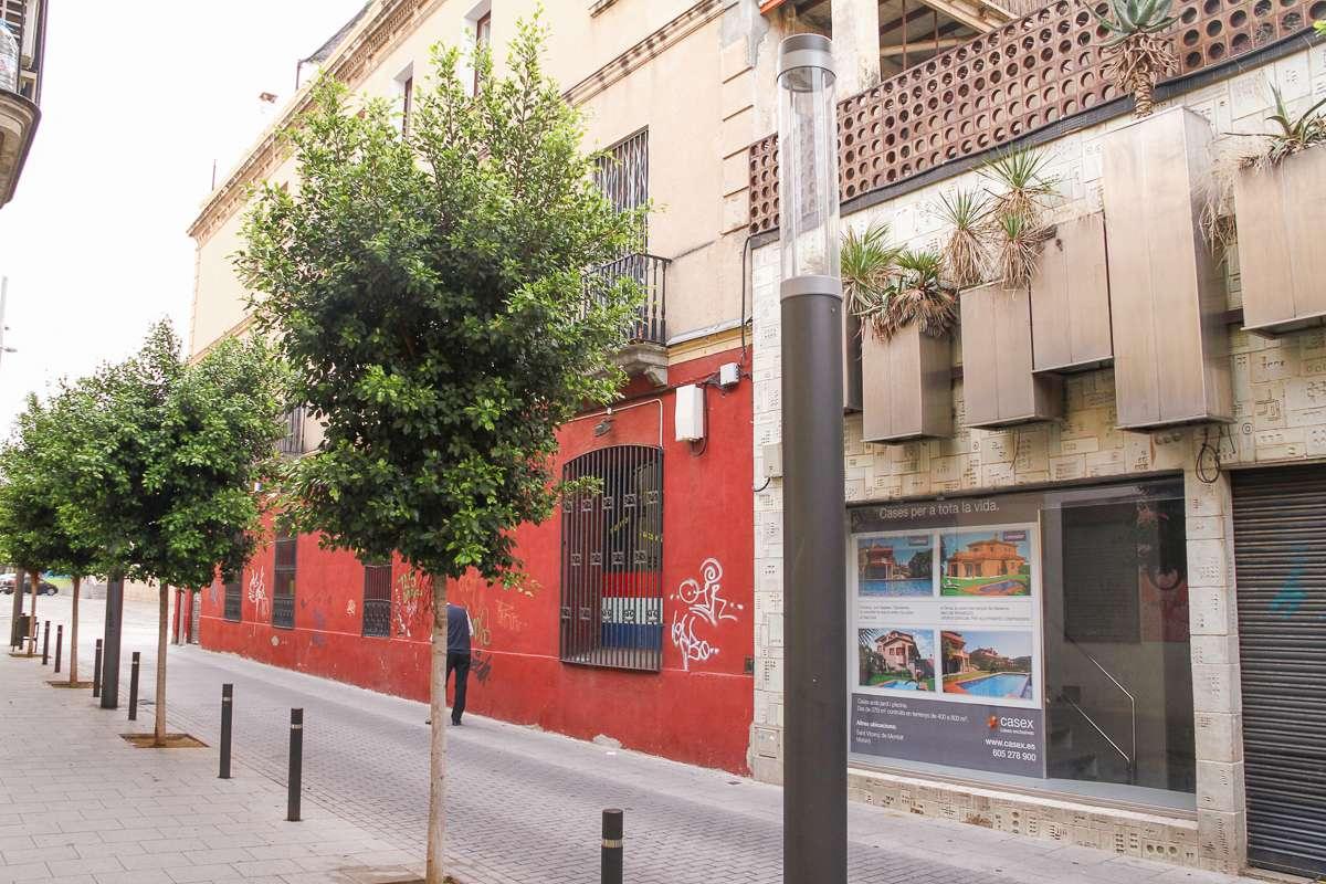 Edificio en venta en el centro de Mataró