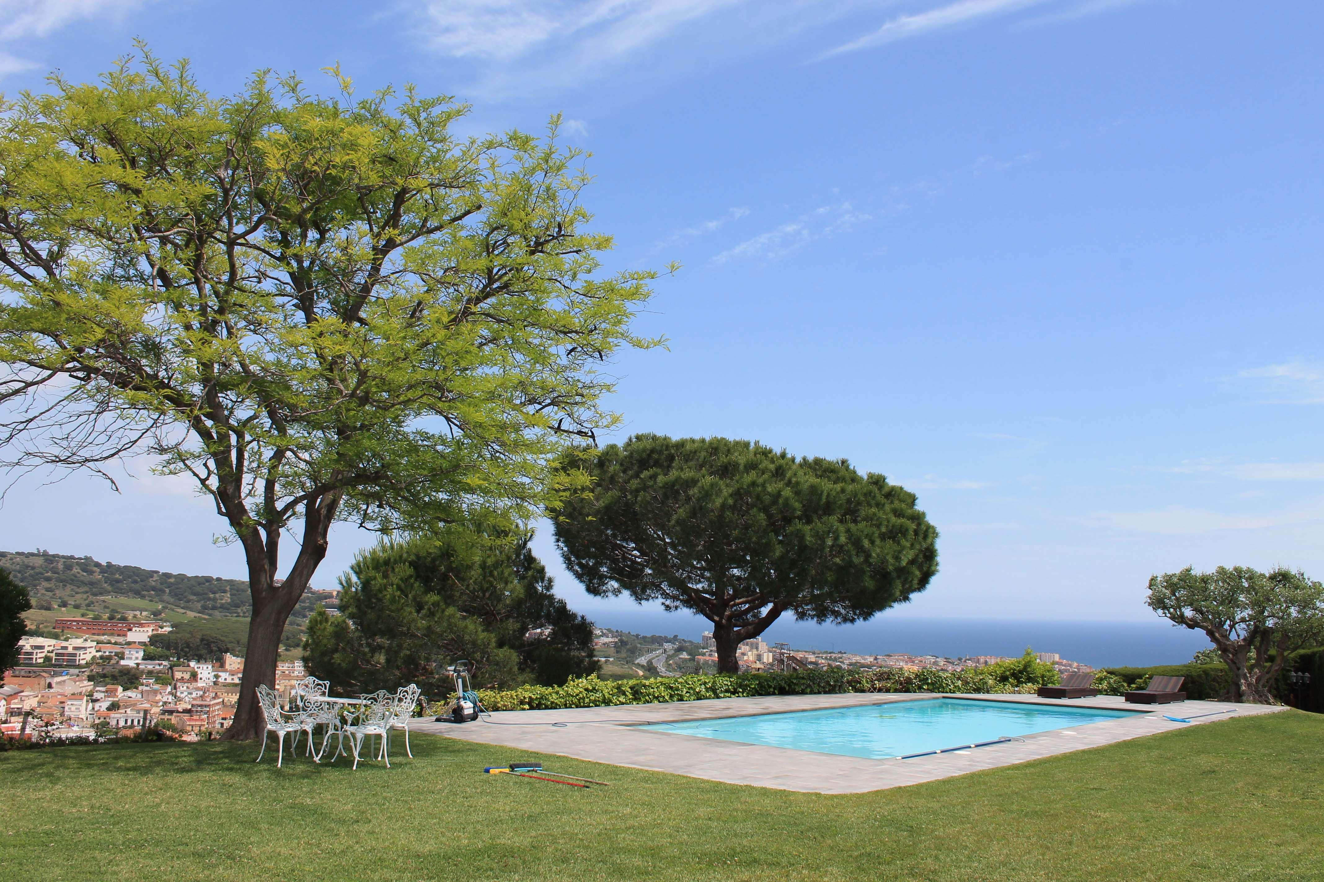 Villa de Lujo en Venta en Alella