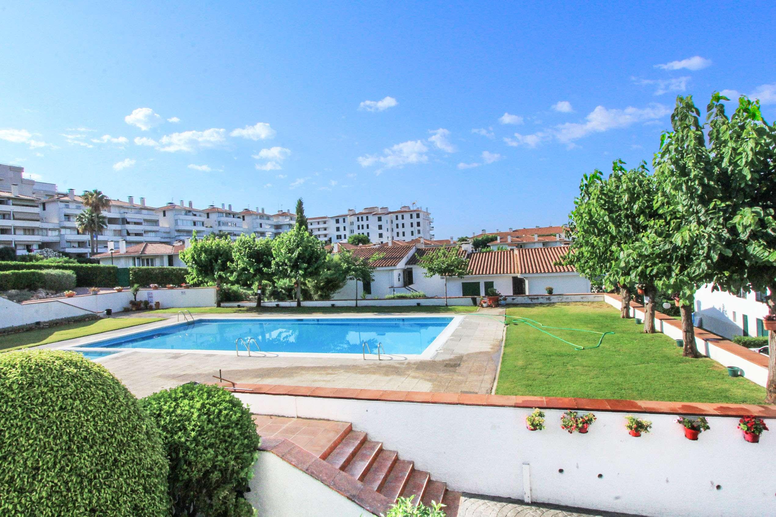 Estúdio con piscina en Sitges