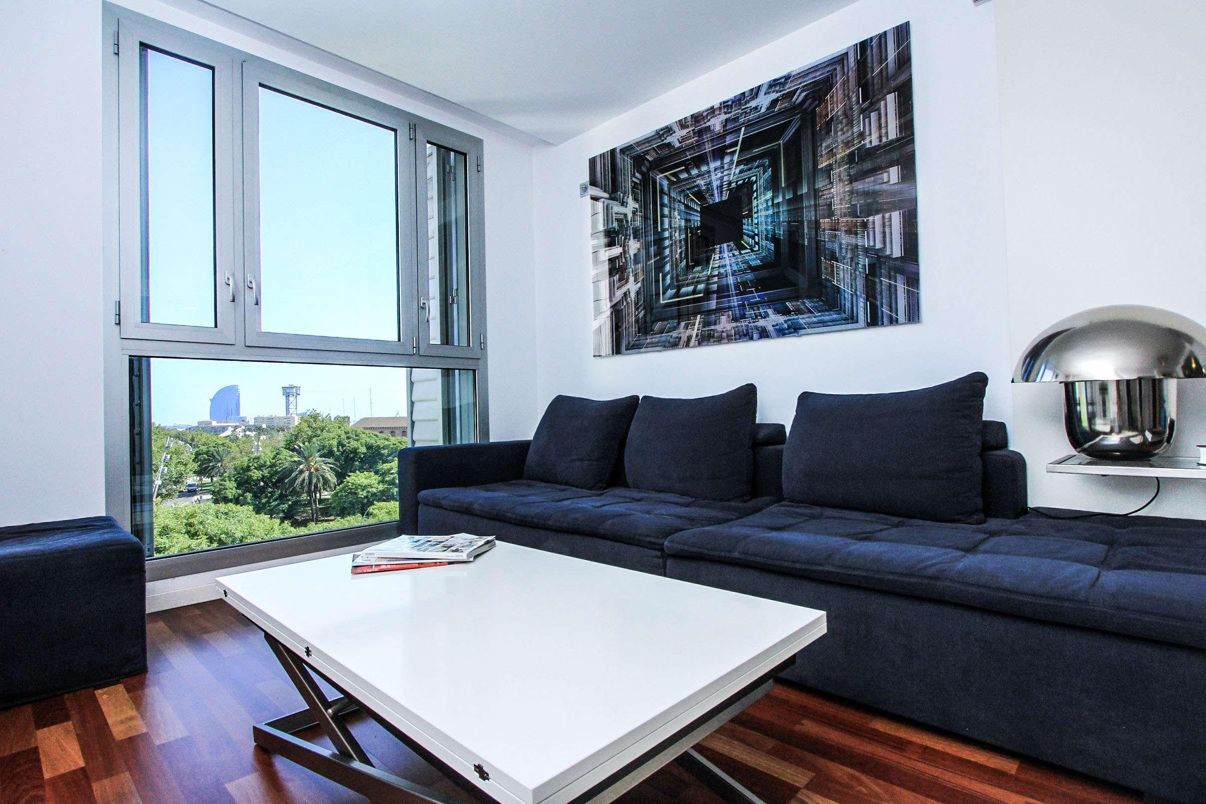 Apartamento de diseño en Barceloneta