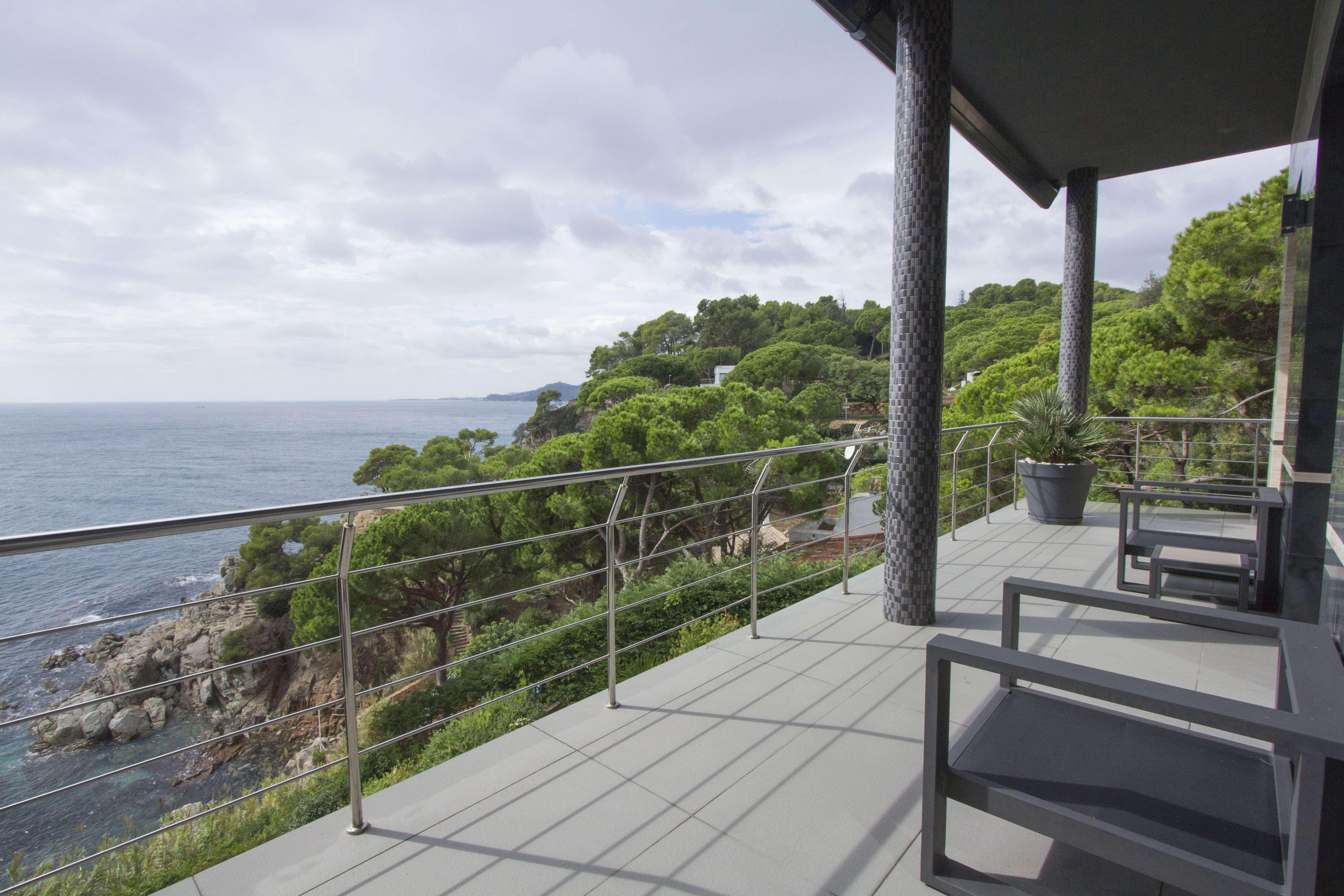 Villa en Lloret de Mar con Vistas al Mar