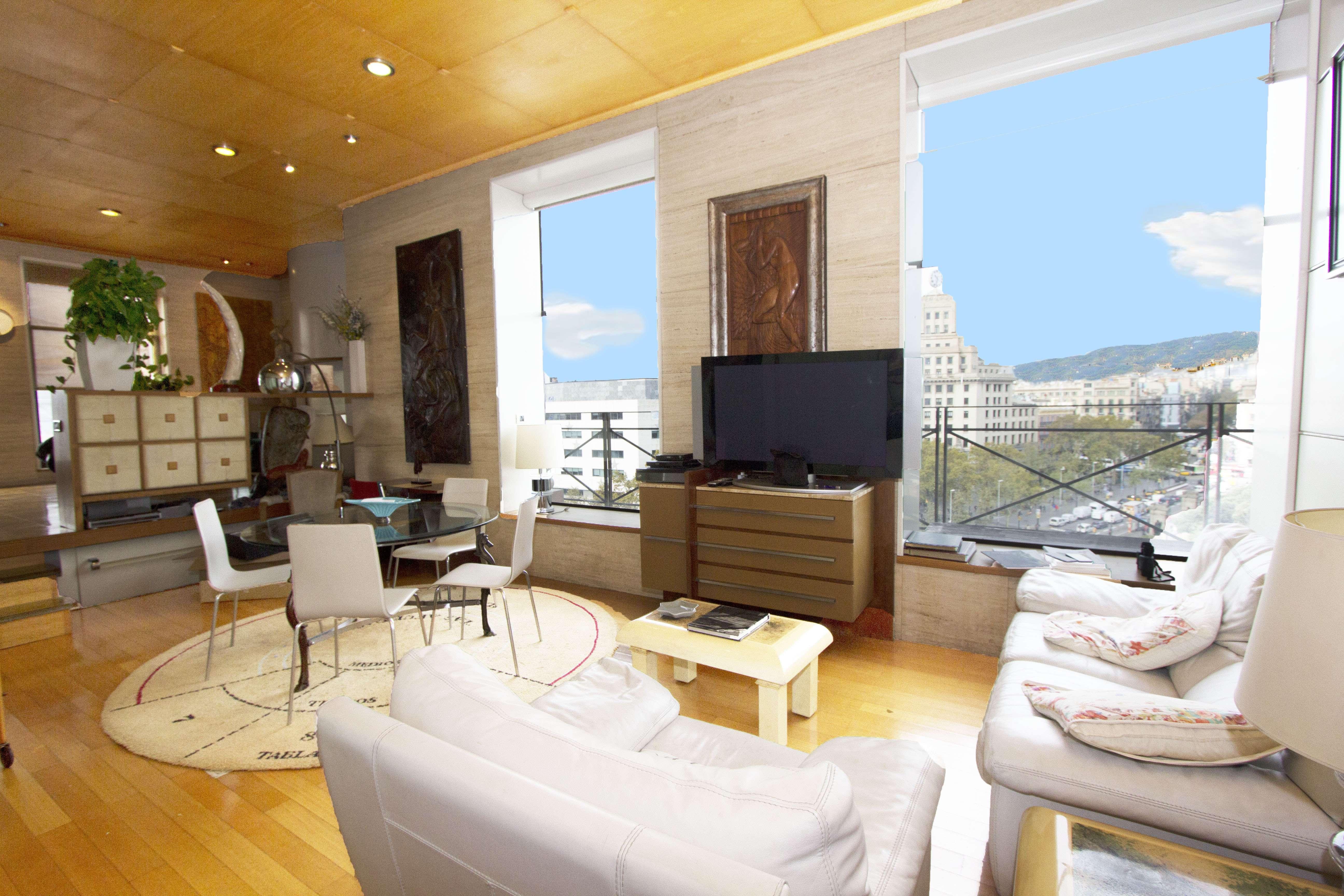 Apartamentos de Lujo en Plaza Catalunya