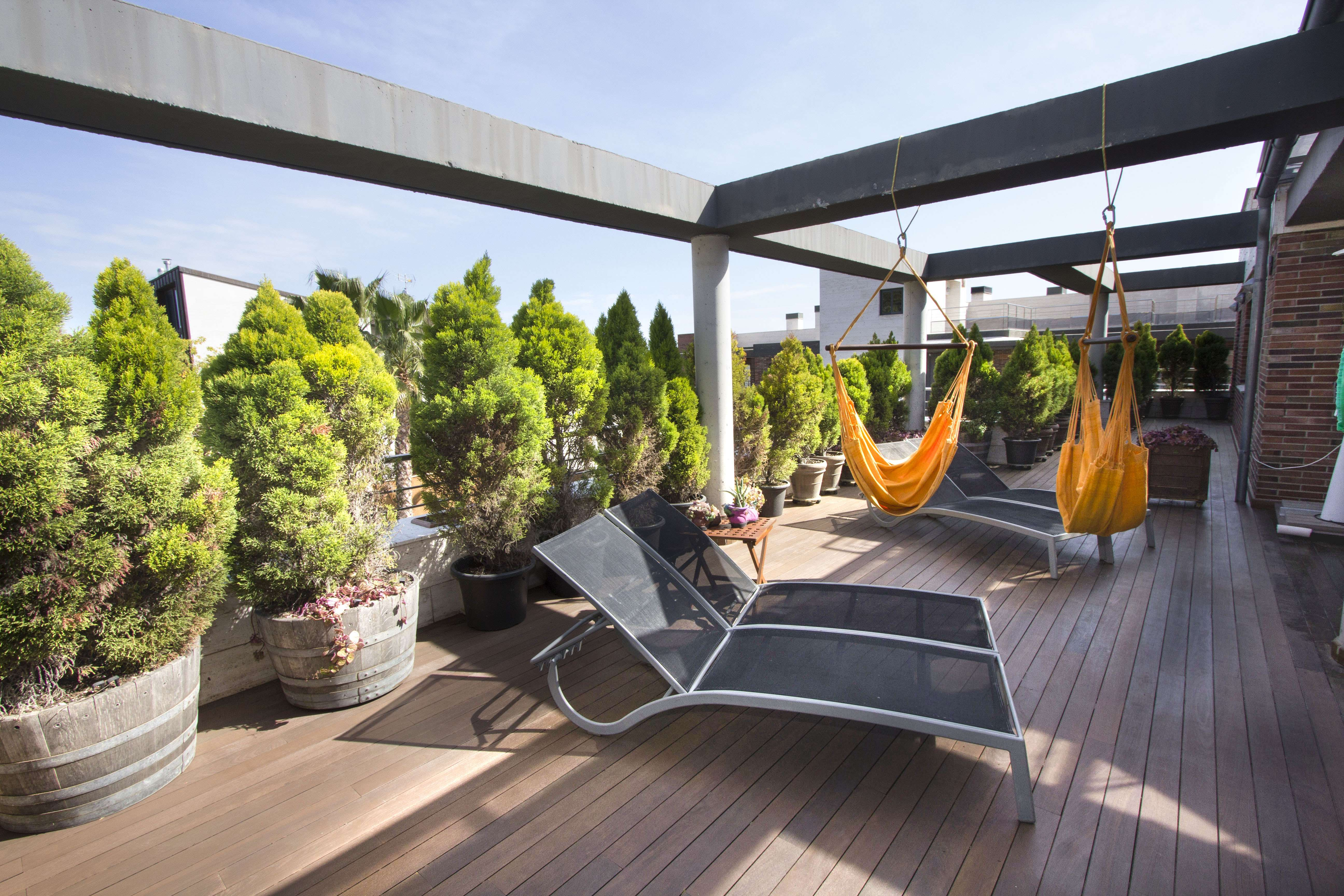 Exclusivo ático con piscina en Tarragona