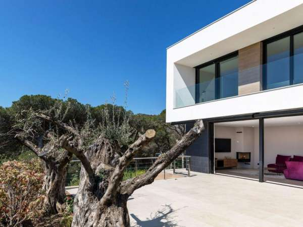 Villa de lujo en Platja d'Aro
