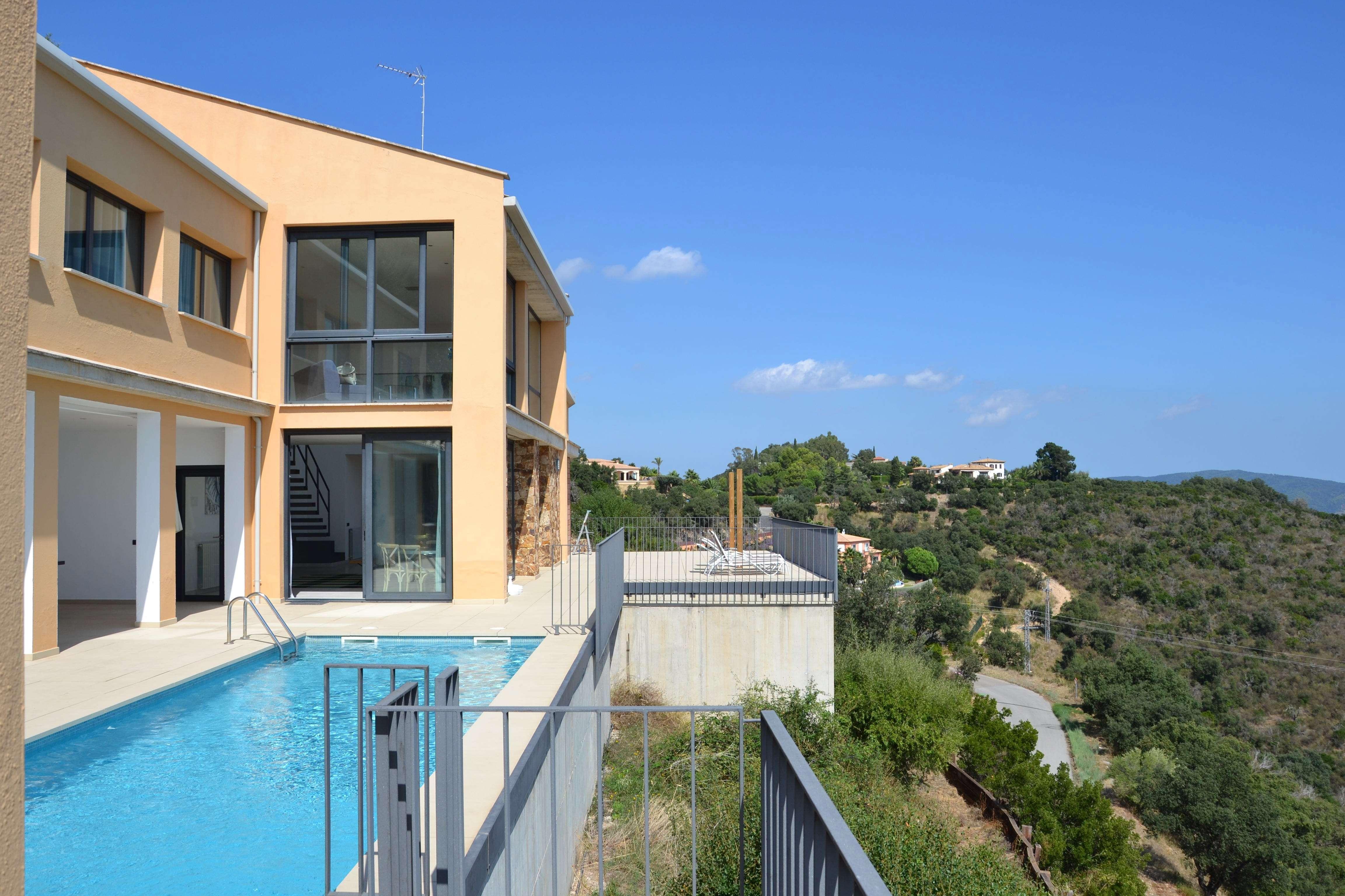 Fantástica Villa en Playa de Aro.