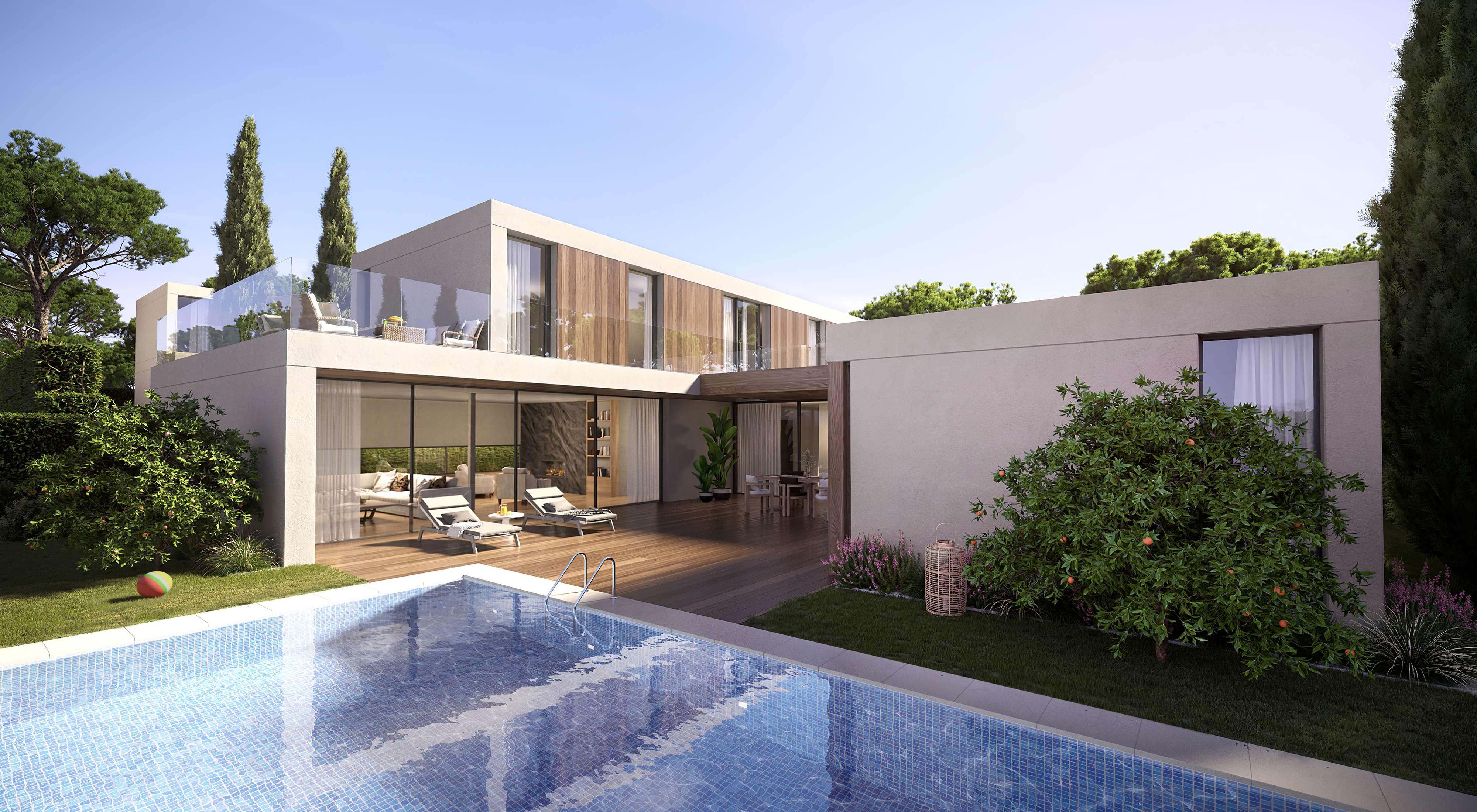 Villas modernas en  S'Agaro