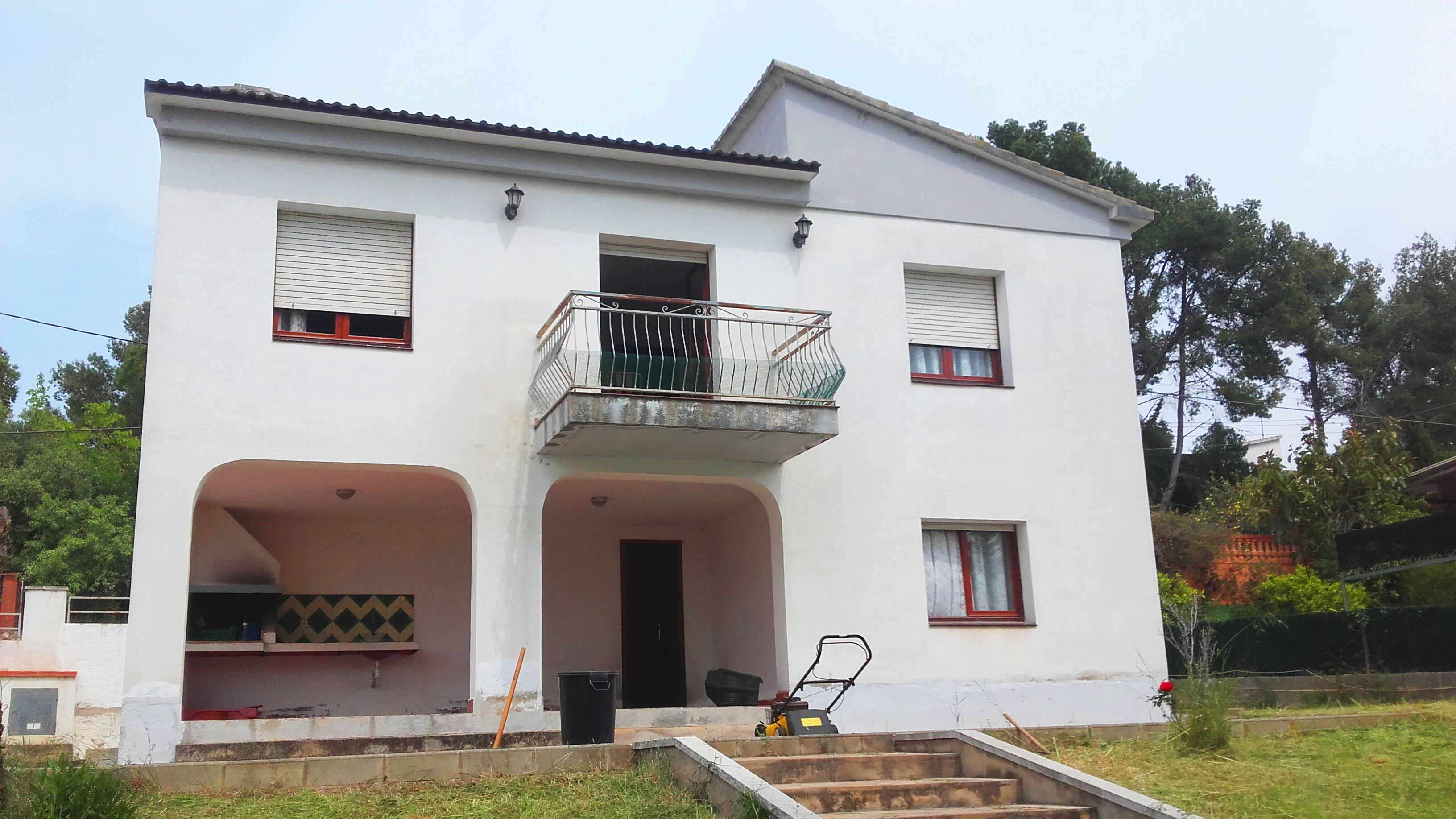 Casa con parcela de 1000m2,  Coma-Ruga